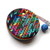 Tape Measure Rainbow Knitting Stitches Retractable Pocket Measuring Tape