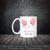 Smitten With You Pun Coffee Mug, Tea Mug, Coffee Mug, Couple Mug, Smitten With