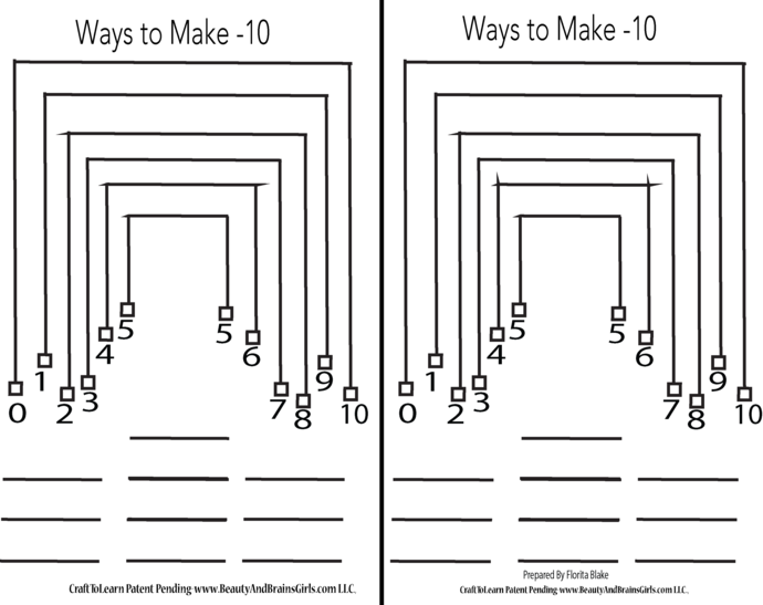 Book 4 Part 1-Ways to Show 2, 4, 5, 6, 7,8 and 9