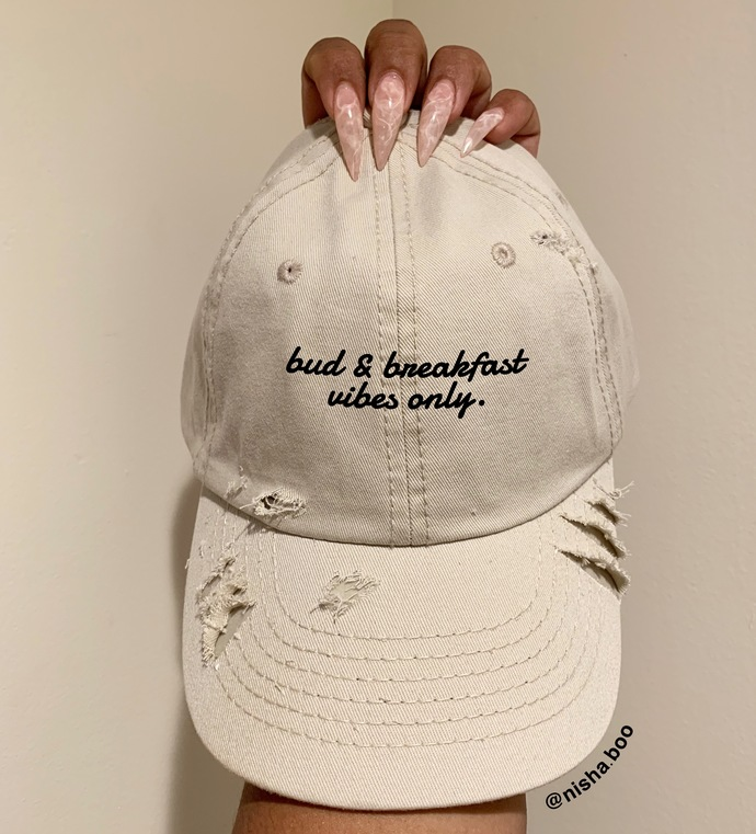 Bud & Breakfast Baseball Cap