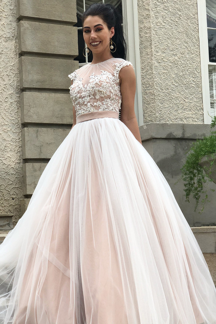 Birthday Party Gown, Homecoming Dress Long, Back to Schoold Party Gown Q2983