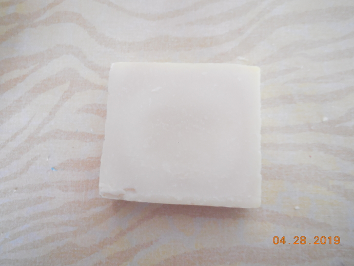 Three Ingredient Soap