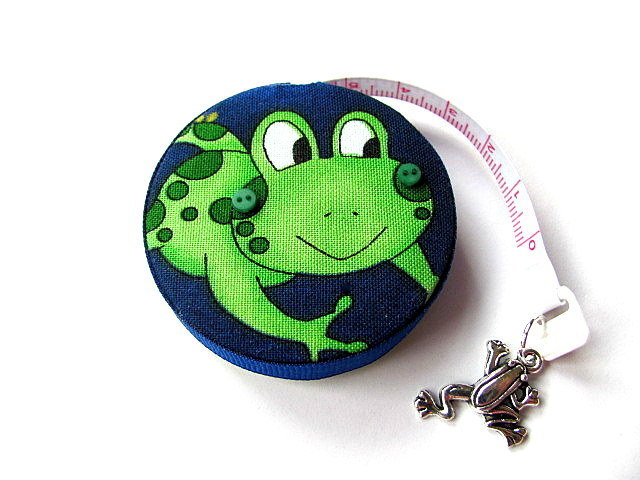 Tape Measure Big Eye Frogs Retractable Measuring Tape