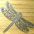 Large Dragonfly Metal Cutting Die Style #4