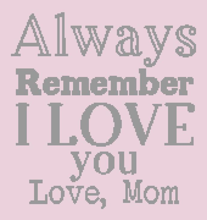 Always Love You (Daughter)