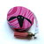 Measuring Tape Pink Colored Swirl Sheep  Retractable Tape Measure