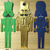 3pc Nutcracker Die Set, Toy Soldier Dies