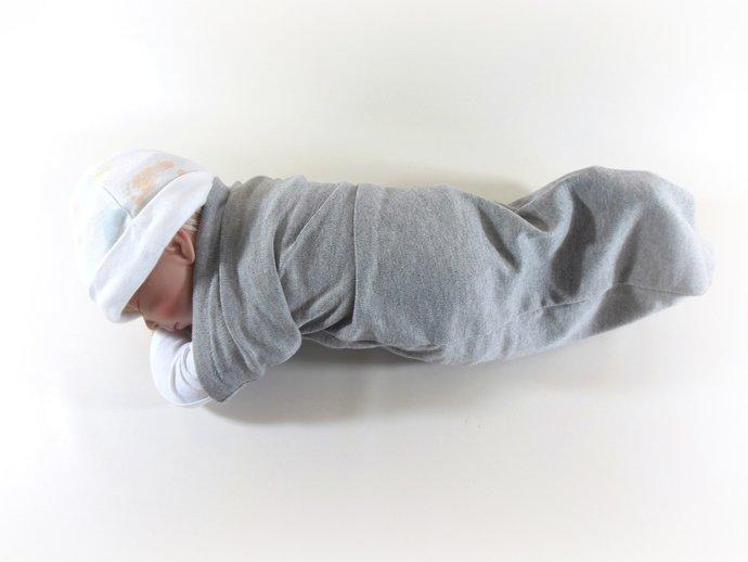 Set of 3 Swaddle Sacks, Sleep Sack, Cocoon, Blanket, Wrap in Woodland Animals &