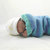 Cocoon, Sleep Sack, Sleep Bag, Wrap, Blanket in Ocean & Sea Green