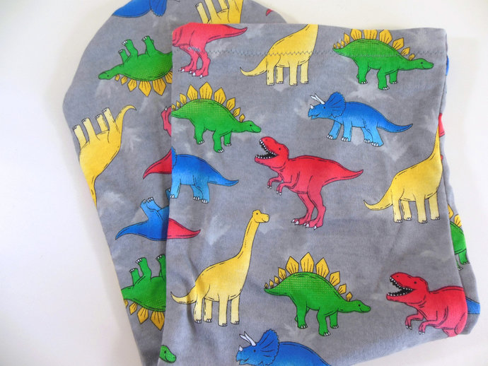 Swaddle Sack, Sleep Sack, Cocoon, Blanket in Dinosaurs