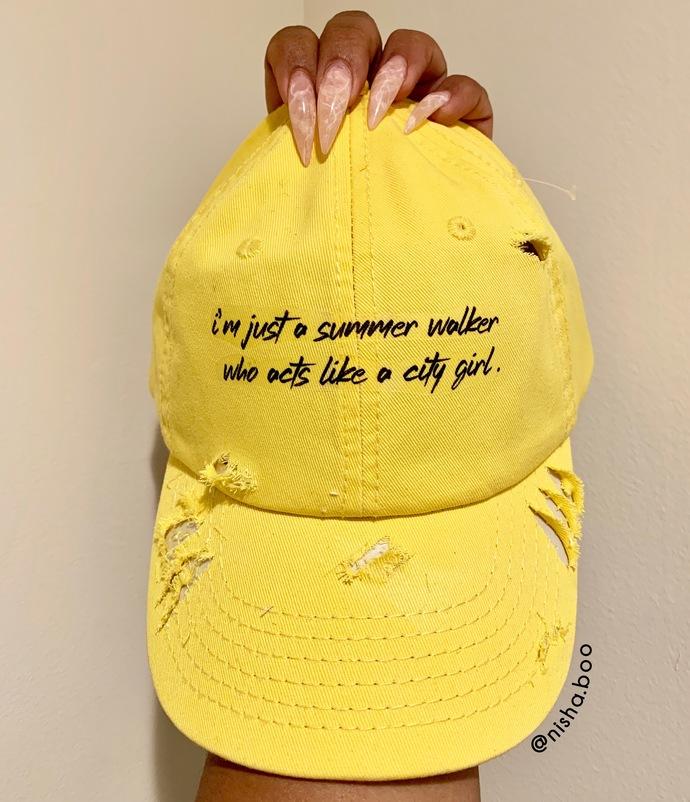 City Girl Hat