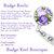 Green Pharmacy Badge Reel, Pill Badge Reel, Rx Badge Holder, Nurse Badge Reel,