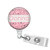 Optometry Badge Reel, Personalized Retractable Badge Holderfor Optometrist, Name