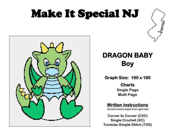Dragon Baby - Boy