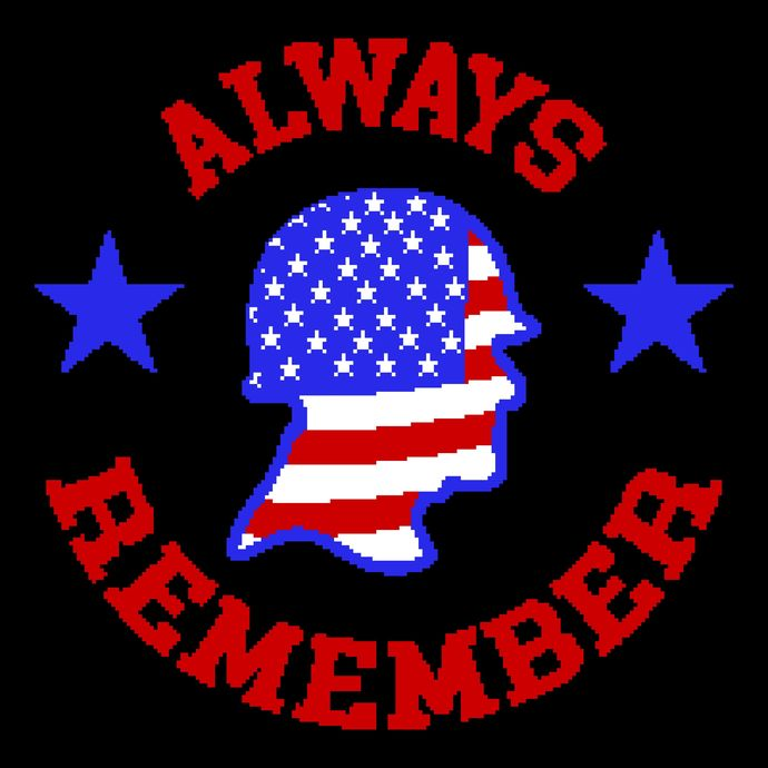 Always Remember - Veterans & Armed Forces