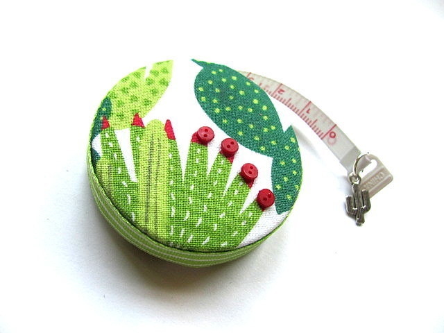 Tape Measure Desert Cactus Retractable Measuring Tape