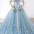 Off Shoulder Sweetheart Tulle Wedding Ball Gown with Appliques & Flowers Bridal
