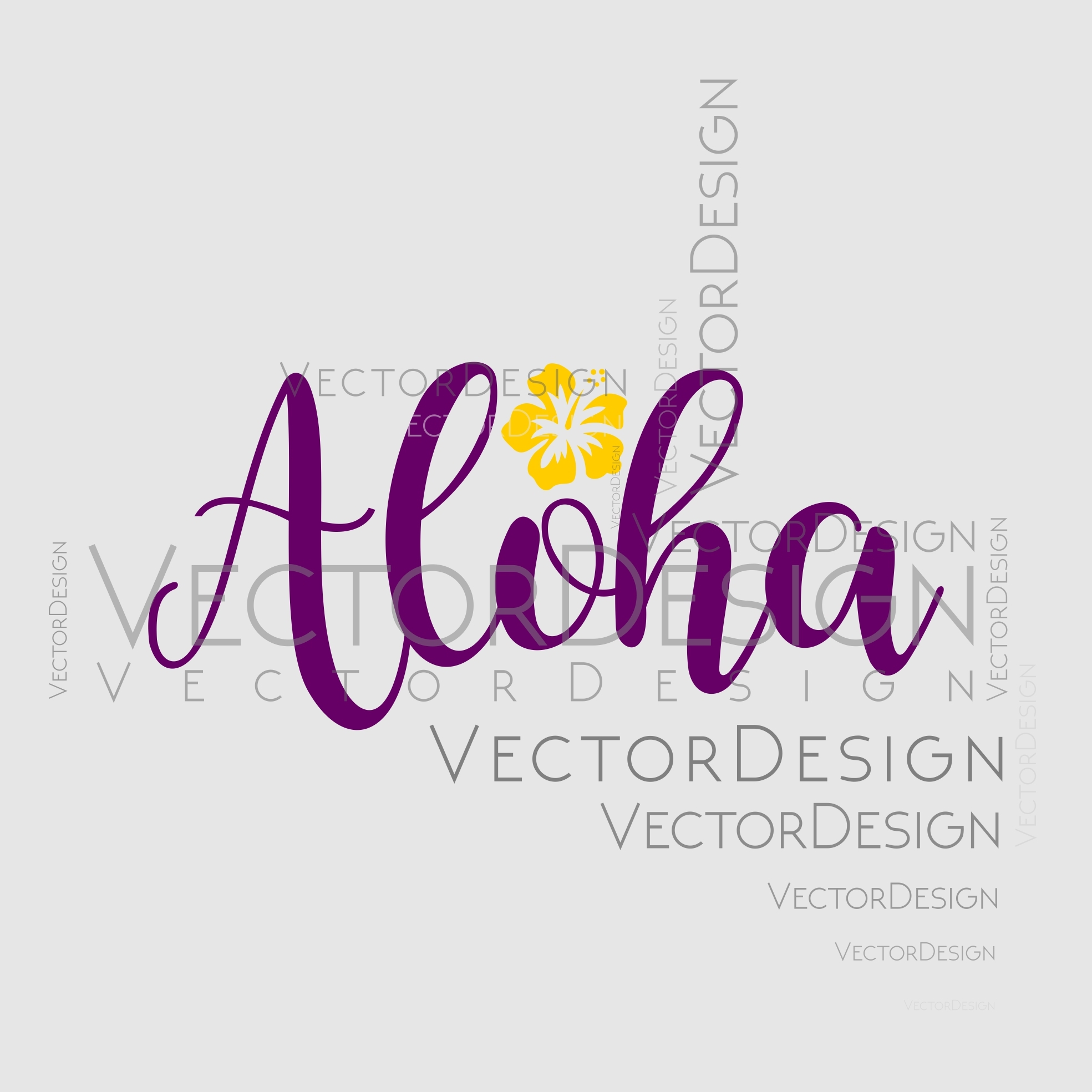 Aloha Sumer Hawaii Beach Graphics SVG Dxf EPS Png Cdr Ai Pdf Vector Art  Clipart instant download Digital Cut Print File Cricut Silhouette