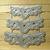 3pc Stitched Edge Bats Metal Cutting Dies, Halloween Die