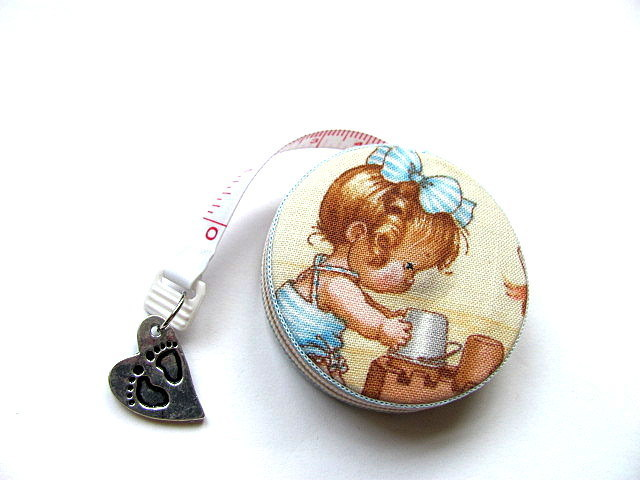 Tape Measure Playful Babies Retractable Measuring Tape