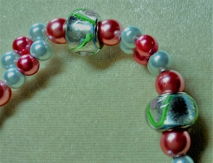 bracelet- Garden Pleasure