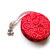 Tape Measure Red Cherries Retractable Measuring Tape