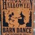 Halloween Barn Dance primitive wood witch signs Party Sign Decorations Witches