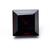 Garnet 11 mm Faceted Square Buff Top Semi Precious Loose Gemstone.