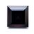 Orissa Garnet 12 mm Faceted Square Buff Top Semi Precious Loose Gemstone.