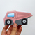 DIY Dump truck favor,Party favor,Papercraft Dump truck model,Lowpoly