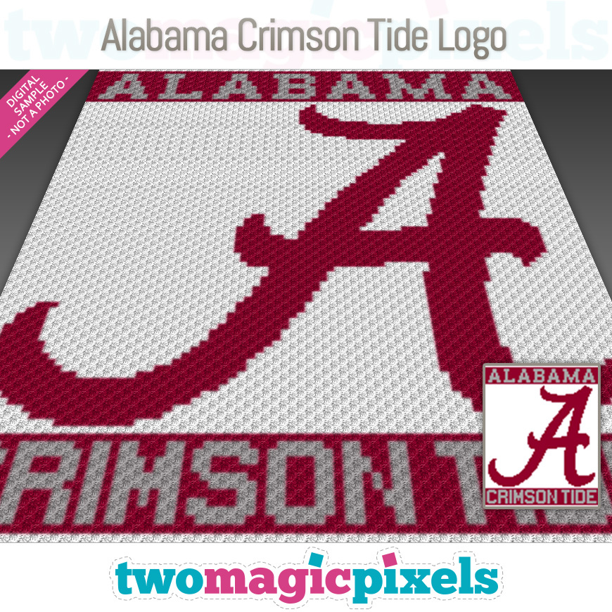 alabama football coloring pages logo Coloring4free - Coloring4Free.com | 870x870