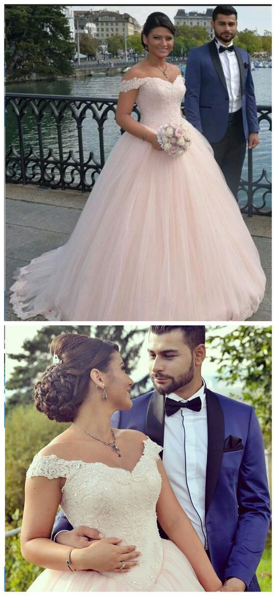 Wedding Dresses, Wedding Gown,Lace Wedding Gowns,Ball Gown Bridal Dress,Fitted