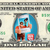 Wreck It Ralph 2 Movie on a REAL Dollar Bill Disney Cash Money Collectible