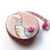 Tape Measure Alpacas Pale Pink Retractable Measuring Tape