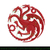GoT Targaryen Sigil Design for Embroidery Machines 4x4 - Instant Download
