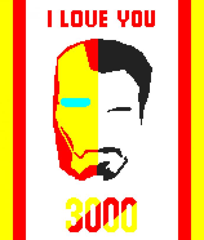 IronMan, I Love You 3000