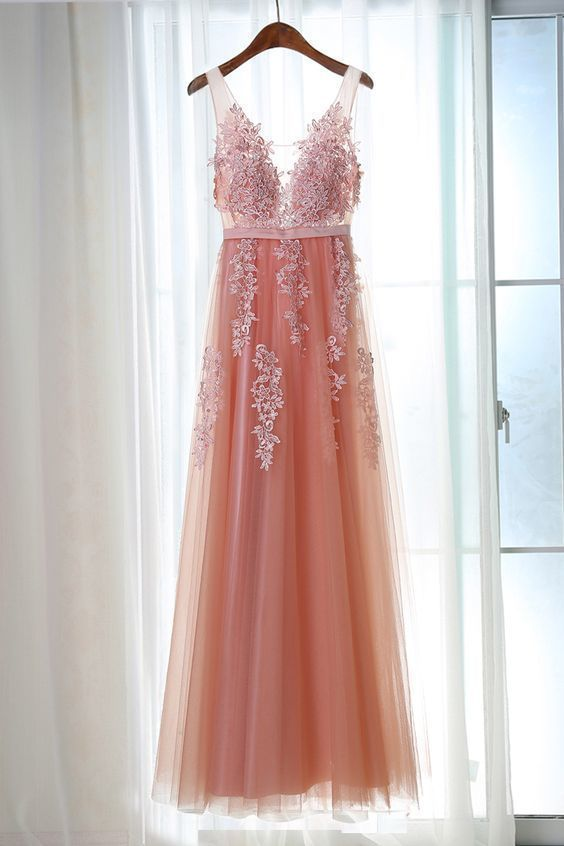 Custom Made Prom Dress,Lace Prom Dress,Sexy Prom Dress,Long Prom Dress,Appliques