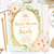 Royal Bridal Shower Welcome Sign, Printable File