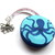 Tape Measure Blue Octopus Retractable Measuring Tape