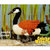 """Canada Goose Vintage Crochet Pattern Annie's 87W12 Crochet Waterfowl 10 1/2"""""""