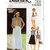 Butterick 4857 Misses Top, Skirt, Pants, Shorts, Bag 70s Vintage Sewing Pattern