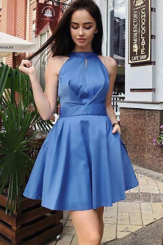 Party Dress A-Line,  Party Dress Short