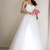 White Tulle Wedding Dress, Appliques Wedding Dresses, White Bridal Gowns