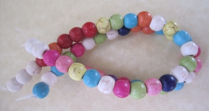 Natural Turquoise Stone Beads