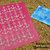 Beadcomber Silk Screen - Anchors Ahoy Silkscreen Design BC53 for polymer clay,