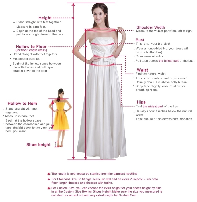 A Line V Neck  Floor Length Prom Dresses,  Long Formal Graduation Evening