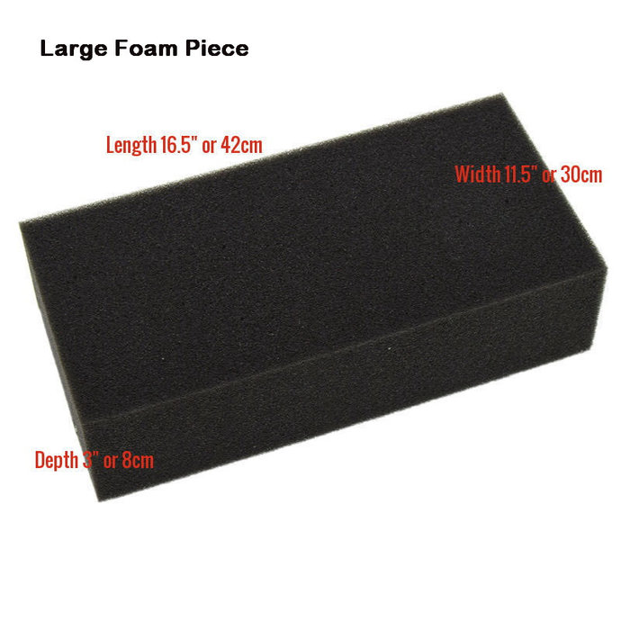 MEDIUM A4 SIZE Needle Felting Foam High Density Foam Felting Mat,Oversized,Fiber