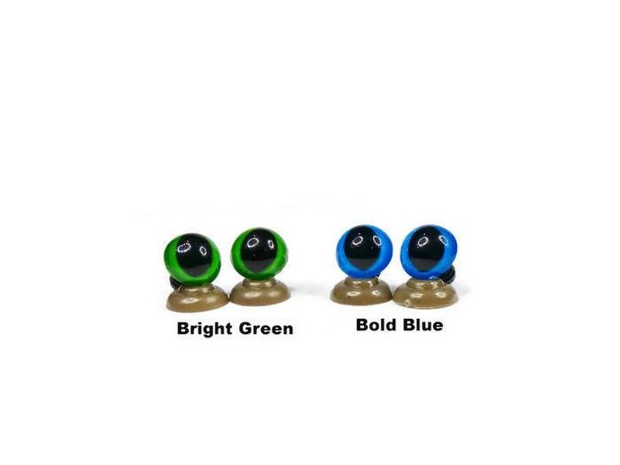 12mm Cat - 16 Colours Cat/Dragon Safety Eyes,High quality coloured Teddy Bear