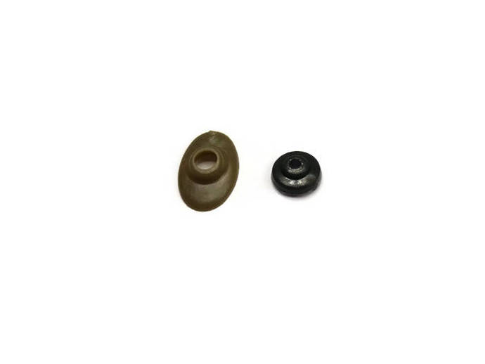 Safety Nose,Koala,Teddy bear, Black ,10x14mm,17x22mm,21x28mm,Plastic Safety Nose