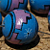 Wooden Painted Beads